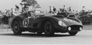 1957 Sebring 290 S Gregory-Brero