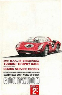 Tourist Trophy 1964 Poster
