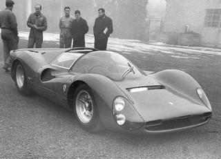 Maranello 1966 Ferrari 330 P3 Presentation