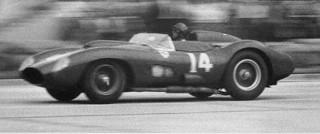 1957 GP Venezuela 335 Sport Collins-Hill