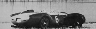 1958 Buenos Aires Ferrari 250 TR Musso-Gendebien