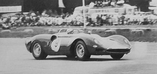 Zeltweg 1965 Ferrari 365 P2 Parkes