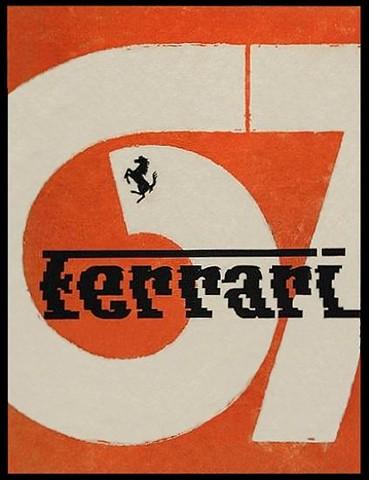 Annuaire Ferrari 1967