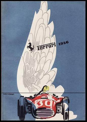 1956 Ferrari Yearbook