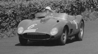 1957 Nürburgring 315 S Hawthorn-Trintignant