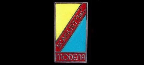 Scaglietti-Badge