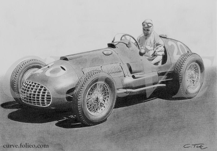 Ferrari 166 F2 1950
