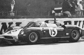 24 Heures du Mans 1964 Ferrari 330 P-63 P. Rodriguez Hudson