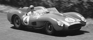1958 Nürburgring 1000 km Ferrari 250 TR Hawthorn-Collins