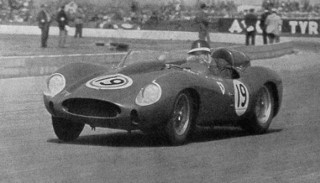 1958 Daily Express Silverstone Dino 296 S Hawthorn