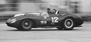 1957 GP Venezuela 335 Sport Hawthorn-Musso