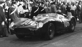 1958 Targa Florio Ferrari 250 TR Musso-Gendebien
