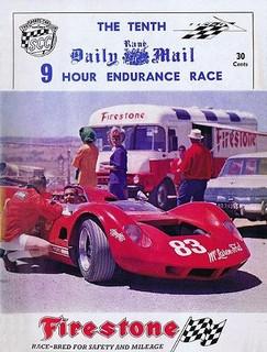 Kyalami 1967 Poster