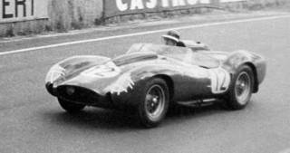 1958 Le Mans 24 Hours Ferrari 250 TR Hawthorn-Collins