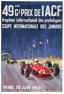 Reims 1963 Poster
