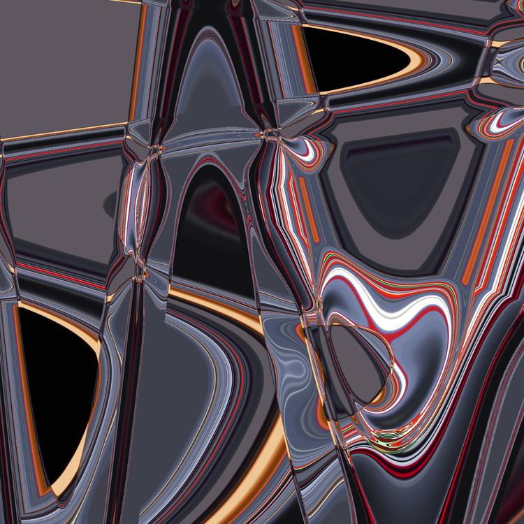 Sous-verre fractale - 6