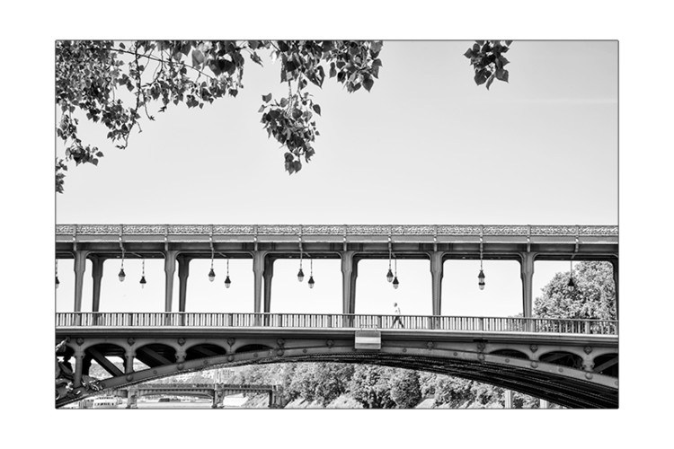 Pont-de-Bir-Hakeim-Paris