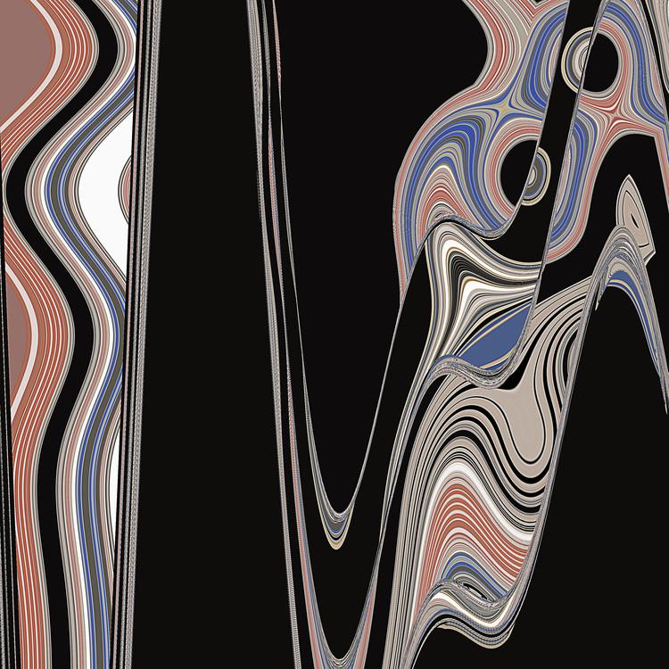 Sous-verre fractale - 3